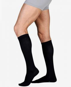 juzo-dynamic-mens-cotton-compression-socks
