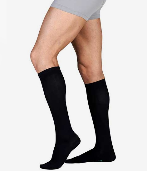 70b23dfef5 Juzo Dynamic 3522 Men's Cotton Compression Socks 30-40 mmHg ...