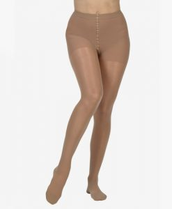 juzo-naturally-sheer-compression-pantyhose