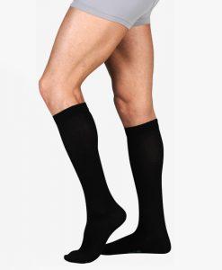 juzo-ribbed-compression-socks
