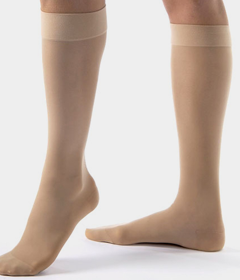Jobst Ultrasheer Knee High Compression Stockings 20 30 Mmhg Compression Products